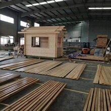 马鞍山生态木屋图片