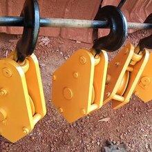 湖南大量库存吊车吊钩两轮三吨吊钩优质耐用图片