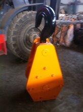 工厂石油化工机械设备配件起重吊钩5吨单滑轮吊钩优质低价图片