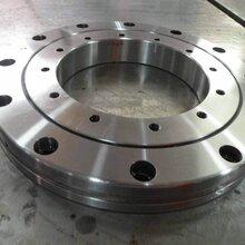 天津吊機配件滾動式回轉支承大型旋轉轉盤軸承廠家圖片
