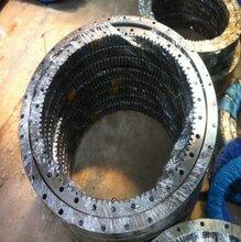 各種旋轉機械配件回轉支承轉盤軸承生產廠家圖片