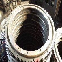 旋挖机自由旋转配件回转支承型号多图片