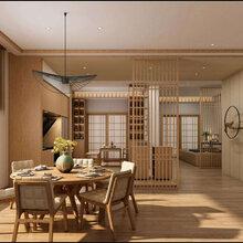 竹木纤维集成墙面、集成板墙板、集成墙面厂家、护墙板、长城板、吸音板、墙裙板图片