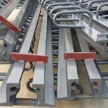 公路桥梁伸缩缝C40型GQF-C40/E60/F80/Z160/D80/梳齿板型伸缩缝图片