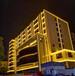 济南城市亮化设计照明工程