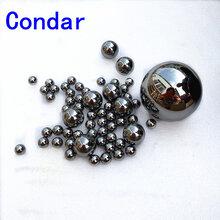 山東鋼珠廠家熱銷6.35mm9.0mm8.0mm加火熱處理1085高碳碳鋼球圖片