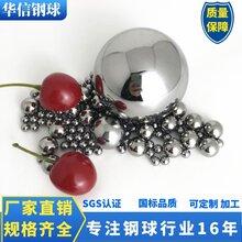 钢珠厂家热销19mm21mm20.638mm环保电镀钢球镀镍滚珠图片