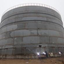 甘肅立式罐-隴南立式儲存罐-大型立式儲存罐-隆順金屬結構圖片