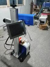 激光打码机食品流水线CO2激光喷码机飞行激光喷码机图片