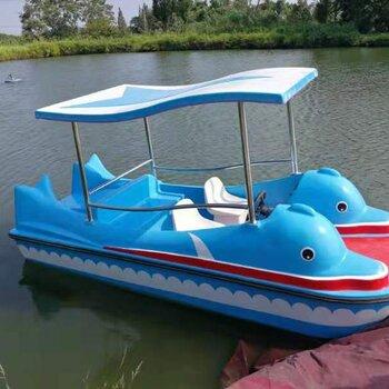 常州网红海豚电动船报价