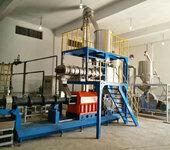 梧州直銷魚飼料膨化機雞鴨飼料顆粒膨化機貓糧狗糧生產制作機器