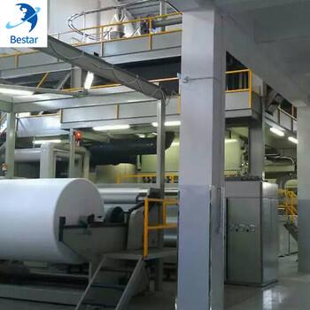 SMS设备无纺布纺粘制造机器口罩布生产熔喷布生产线95级