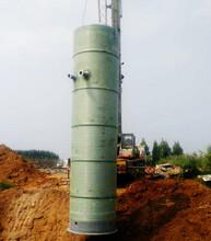 抚顺精密一体化泵站优质服务,一体化污水泵站图片