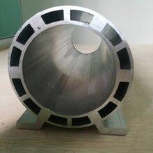 抚ㄨ州散热器铝型材厂家定制图片