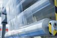 專業生產各型號高強度拉伸膜纏繞膜;pe熱收縮膜