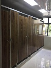龍崗區來德A級防火易清潔公共廁所隔斷板衛生間隔斷圖片