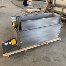 金三利1500型污泥切条机干化机等配套设备图片