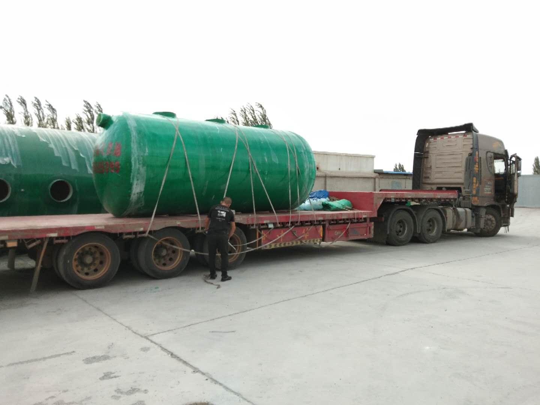 巴音郭楞坚实新疆玻璃钢隔油池服务至上,玻璃钢工业化粪池