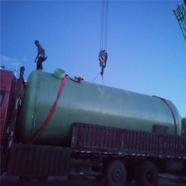 喀什订制新疆玻璃钢隔油池经久耐用,玻璃钢环保化粪池