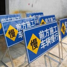 广州景区道路指示牌厂家加工图片
