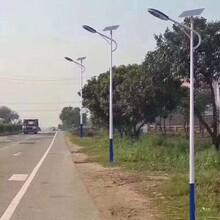 宝鸡太阳能高杆灯厂家直销图片
