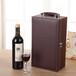 金华红酒包装厂家酒盒皮盒葡萄酒箱