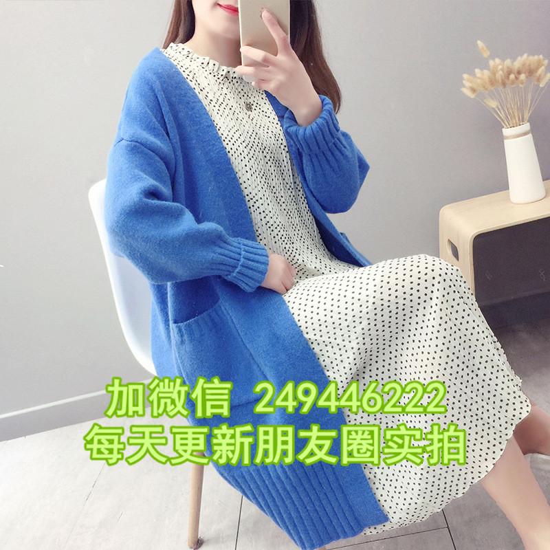 短款女式針織衫安徽宣城服裝城 時尚新款淑女毛衣