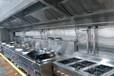 杭州市成套飯店餐廳酒店商用廚房設備項目配套工程設計安裝價格