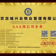 AAA企业等级资质证书一手代办投标招标可用图片