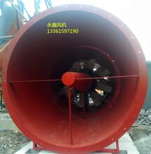 礦井抽風機DK40-6-37kw礦用對旋風機圖片