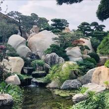 云南军景河石图片