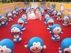 百個熊貓展出租玻璃鋼卡通模型熊出沒隊員出租