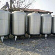 浙江不銹鋼儲罐回收圖片