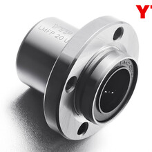 镀镍轴承-YTP直线轴承-LMFP20UU-无电解镀镍引导式法兰轴承图片