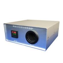 鎮江便攜式紅外測溫儀校準專用黑體爐批發圖片