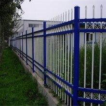 鋅鋼鐵藝柵欄,花園鐵藝柵欄圖片