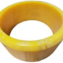 聚氨酯膠圈定制工業緩沖大膠圈分條機膠圈
