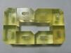 沖針膠套鋼管制造緩沖膠墊聚氨酯膠件耐磨膠套聚氨酯生產廠家