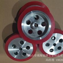 上海耐壓機器人履帶導輪廠家直銷,主動輪圖片