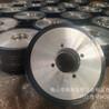 出口铝材生产线胶轮