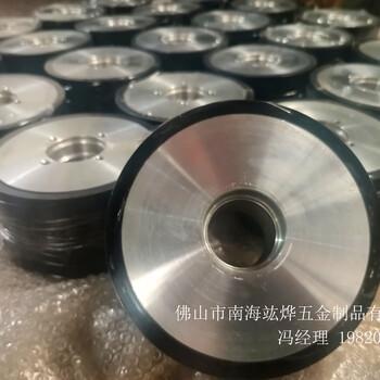 郑州耐油铝材生产线胶轮