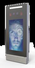 人脸识别考勤机D501捷易科技人脸识别门禁考勤系统图片