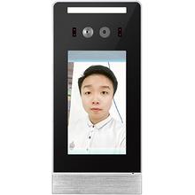 人臉識別考勤機D501捷易科技人臉識別門禁考勤系統圖片