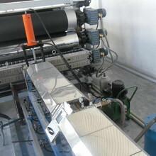 EVA汽车内饰板材挤出机恭乐橡胶板材生产线图片