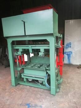 農村蓋房小型空芯制磚機/廠家直銷標磚機/一機多用的砌塊機/水泥石粉沙磚機