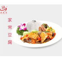 广东盖浇饭料理包厂家供应170g家常豆腐团餐成品菜