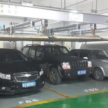 广州大量回收机械立体车库高价上门收购智能停车设备