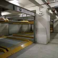 金华地下自动立体停车库出租,两层机械车库租赁
