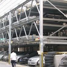 宜昌高价收购机械立体车库,回收地上三层机械车库