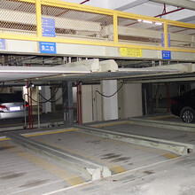 南通出租智能机械立体车库,租赁两层机械车库